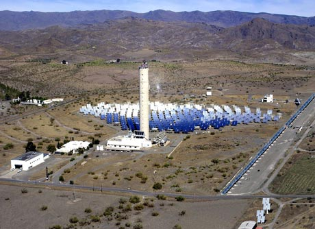 La PSA es el centro de investigación más avanzado del mundo.