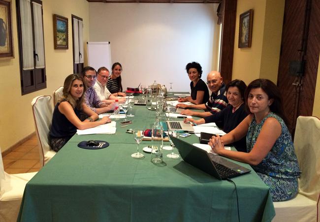 CEFUAL participó en la reunión en Antequera.