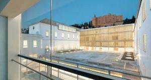 Nueva imagen de la ETS de Arquitectura de la UGR.