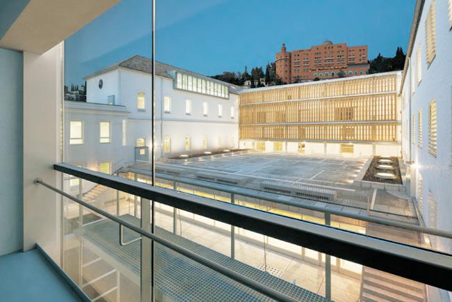 Una rehabilitaci n de premio nova ciencia - Ets arquitectura madrid ...