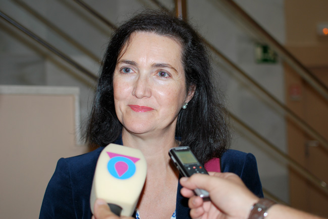 Nuria Díaz.