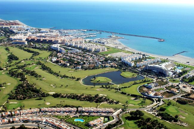 Almerimar-golf