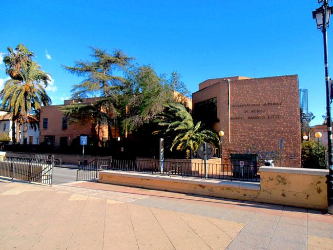 Conservatorio de Murcia.