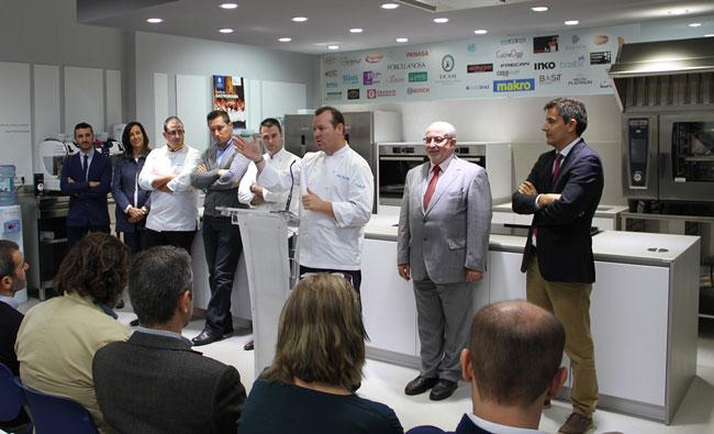 En el menú participan docentes del grado en Gastronomía de la UCAM.
