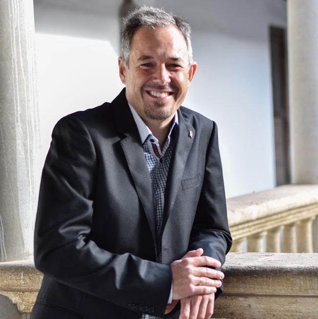 Óscar Cordón.