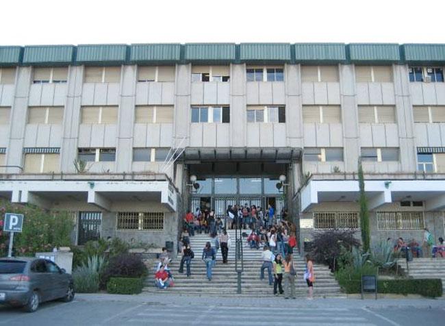 Facultad de Psicología de la UGR.