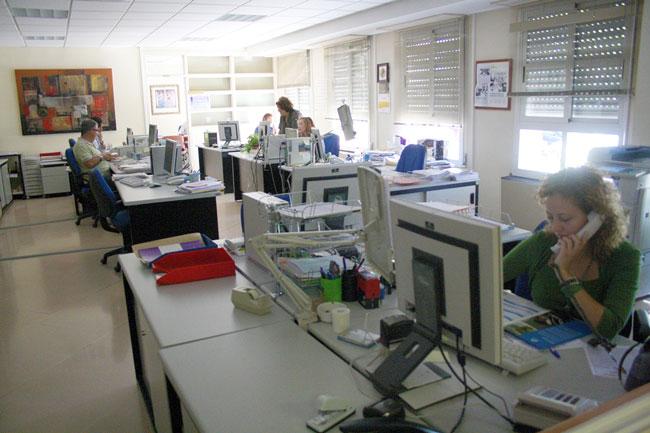 Servicio de Información de la UJA.