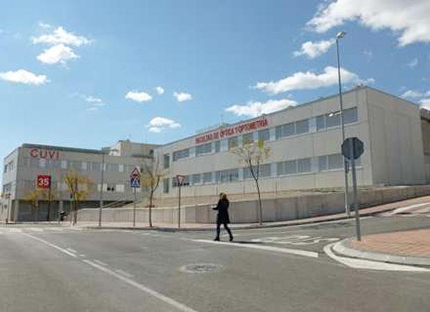 Facultad de óptica de la UM.