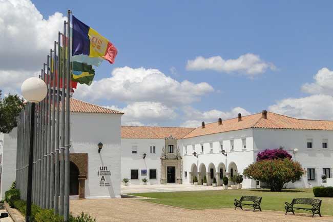 Sede de la Universidad Internacional de Andalucía