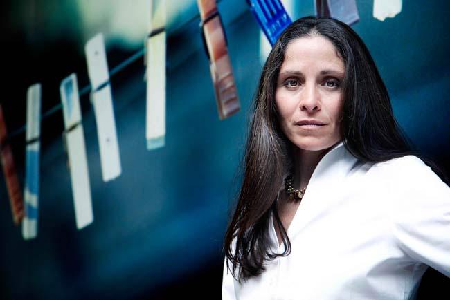 Alejandra Panayotou es conferenciante y ultrafondista.