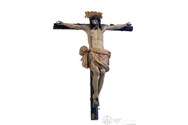 Crucificado de la UGR.