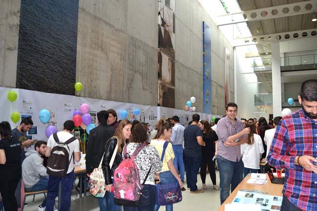 Feria de las Ideas en la UAL.
