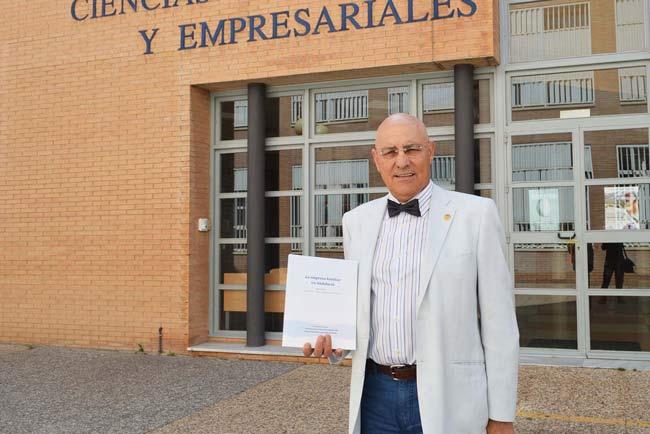 Alfonso Rojo, de la UAL.