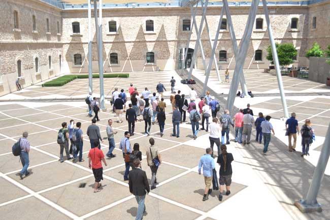 El edificio de Ciencias de la Empresa acogerá este curso de verano.