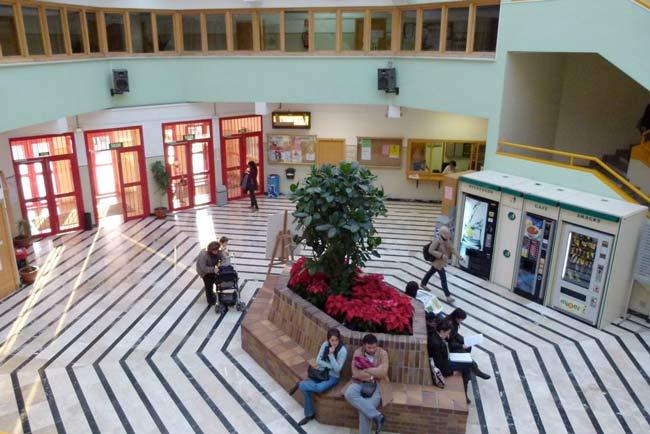 Facultad de Ciencias de la Educación de la UGR.