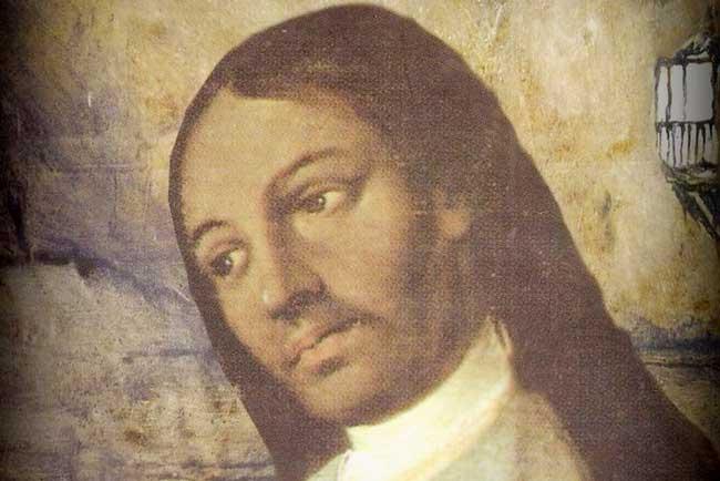 Retrato de Juan Latino.