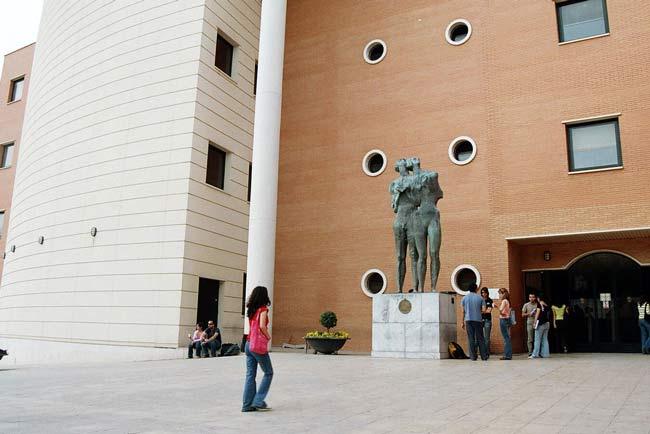 El Aricho General está ubicado en la Biblioteca de la UJA.