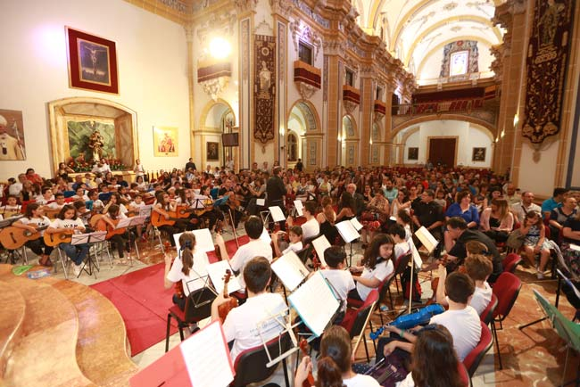 concierto-escuelas-musicales-ucam