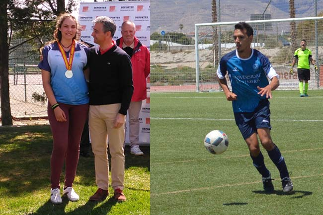 Laura Maldonado y Sebastián Tamayo.
