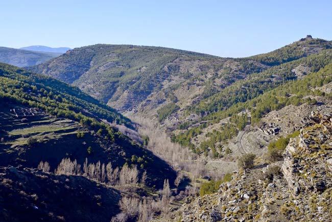 Sierra de los Filabres.