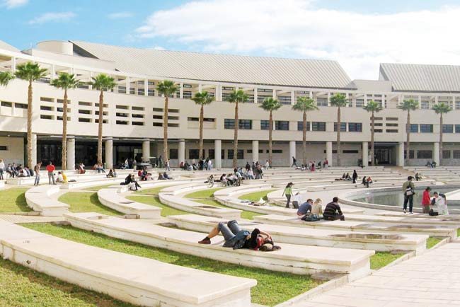Universidad de alicante un campus joven y moderno nova for Piscina universidad alicante