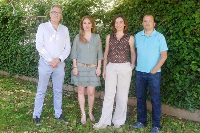 Investigadores participantes en este proyecto.