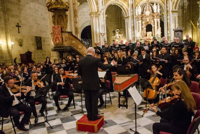 Orquesta Ciudad de Almería.