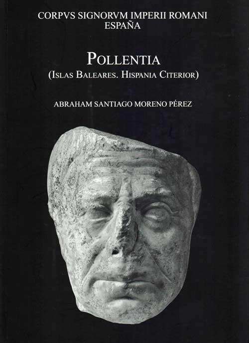 Portada del estudio sobre Pollentia, realizado por Abraham Moreno.