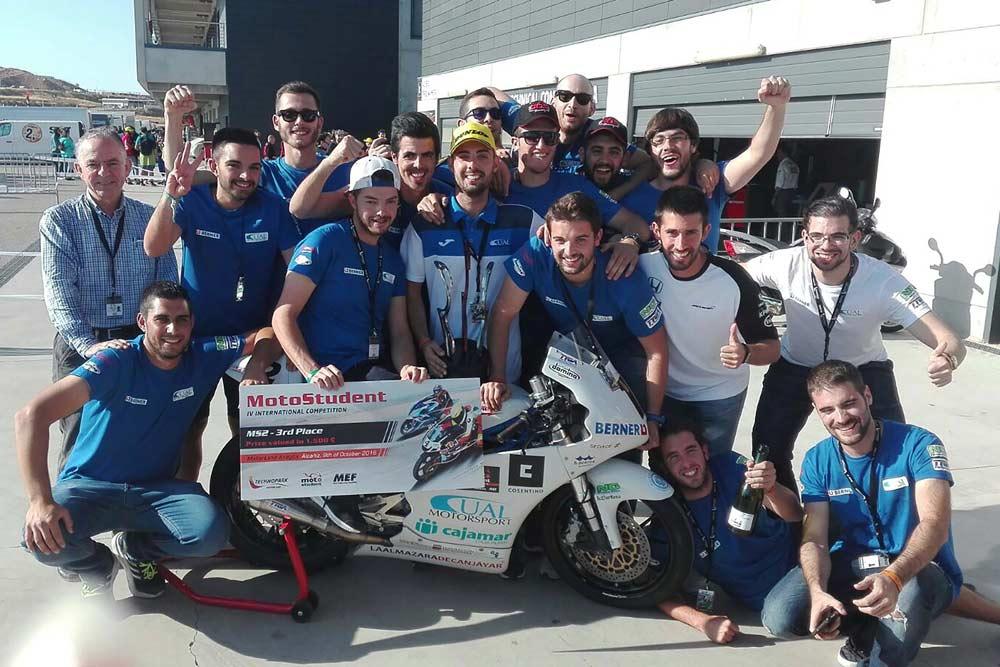 Equipo UAL Motorsport.