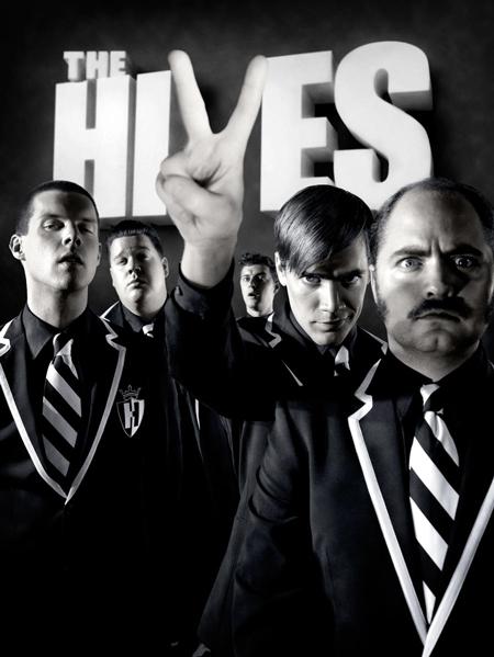 La banda sueca The Hives participará en el BUM.