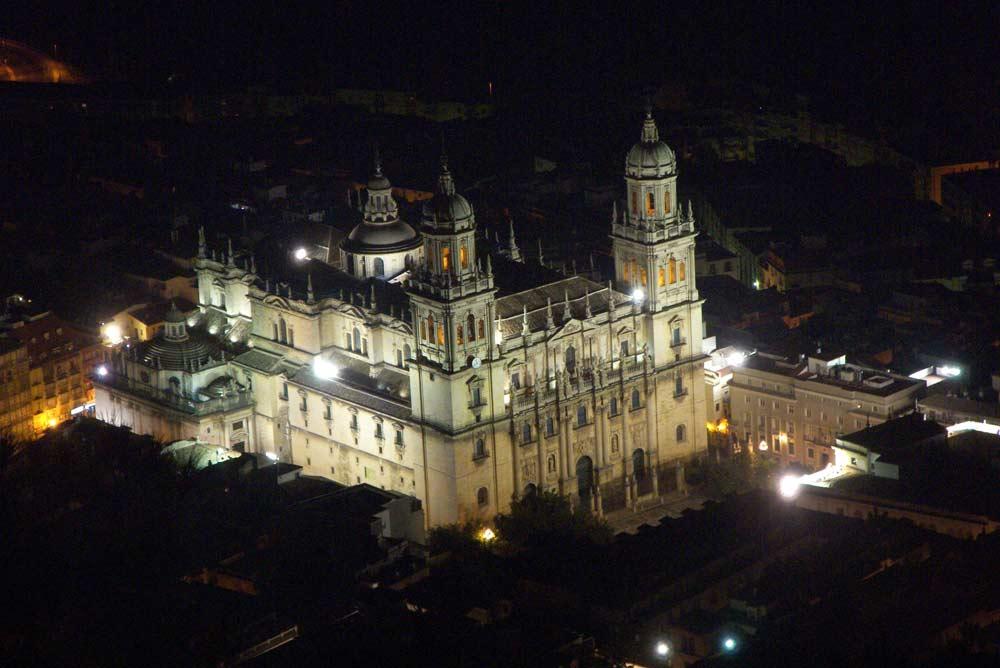 Catedral de Jaén, obra cumbre de Vandelvira.
