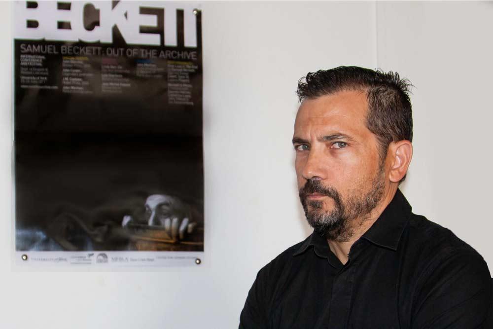 José Francisco Fernández. Foto: Olga Capel.