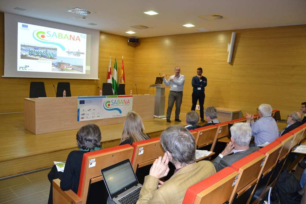 Presentación del proyecto SABANA.