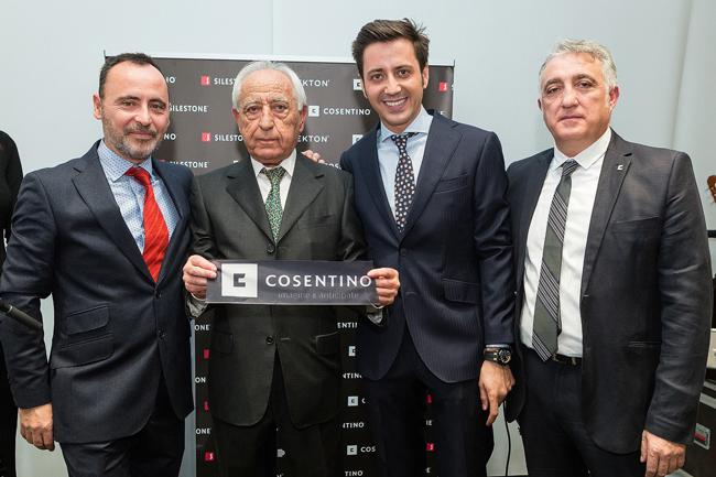 madrid abre el primer cosentino city de la compañía en españa