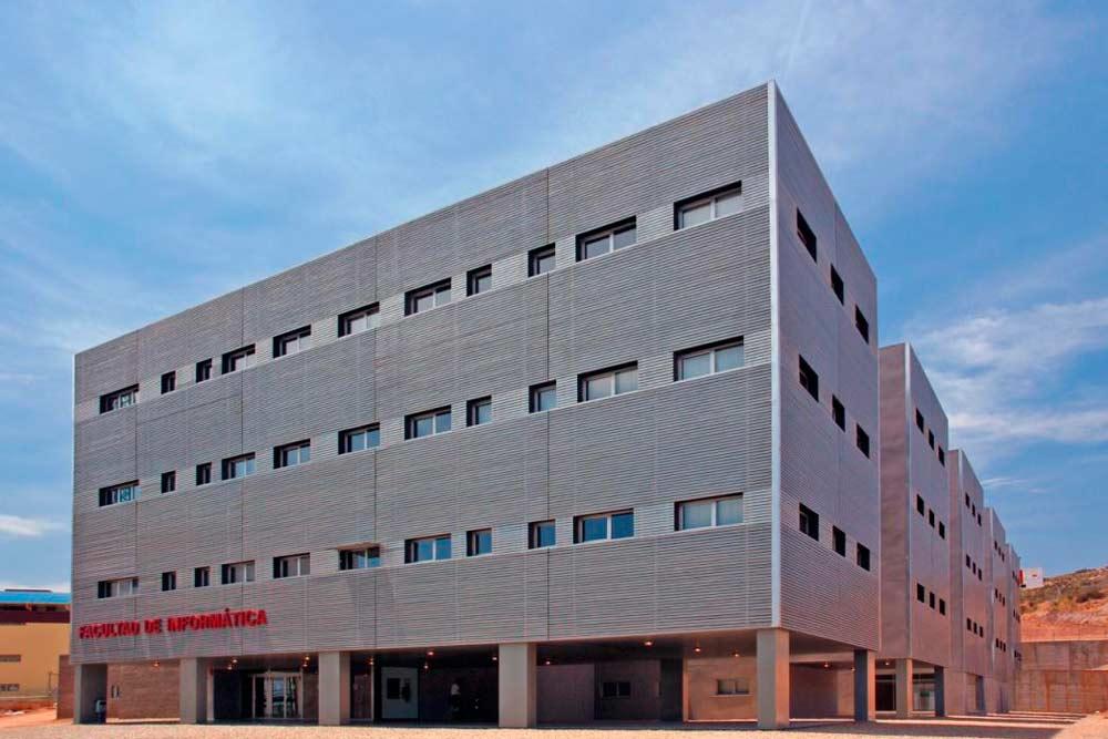 Facultad de Informática de la UMU.