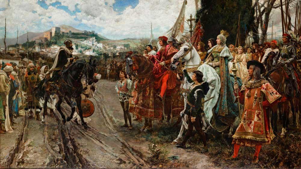 Como la pintura, la novela histórica puede ser un recurso didáctico.