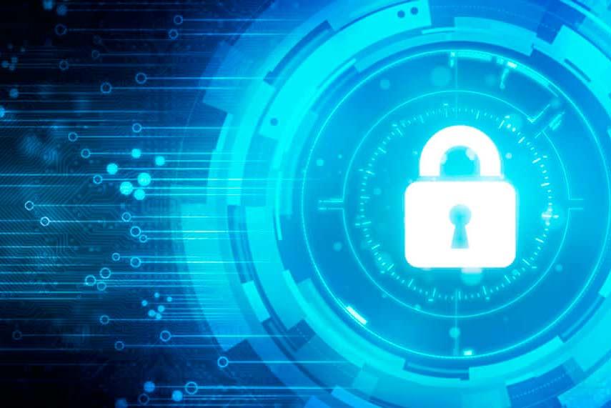 La seguridad es una de los retos de la informática.