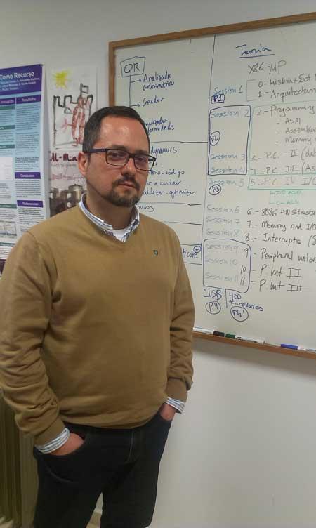 José Antonio Álvarez Bermejo.