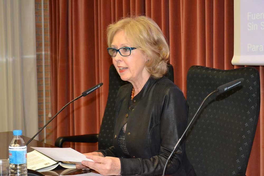 La escritoria irlandesa, Mary O'Donnell.