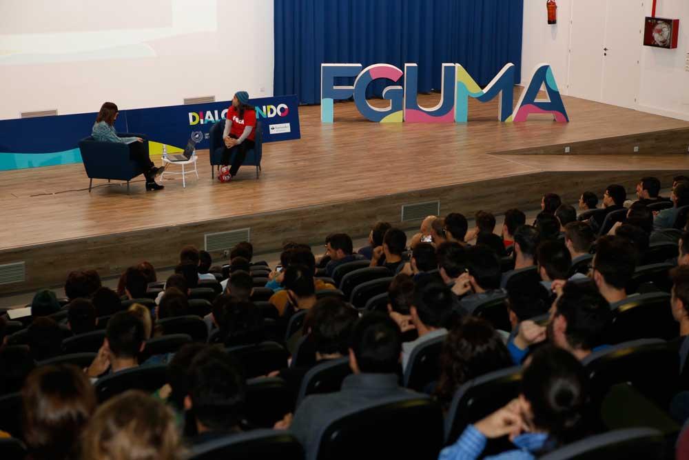 Chema Alonso en la UMA.
