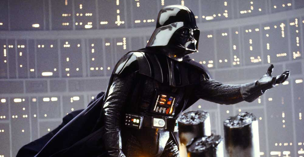 En la jornada se analizará la figura de Darth Vader.