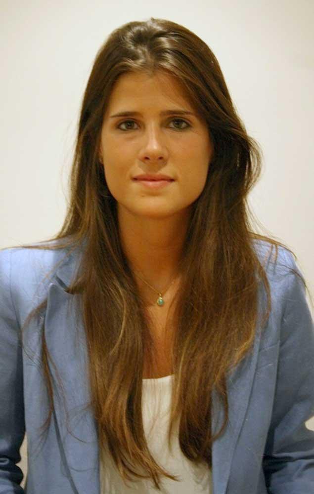 Ana García Moral.