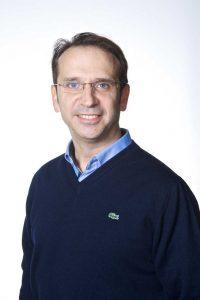 Juan Luis Nicolau, decano de la Facultad de Ciencias Económicas de la Universidad de Alicante.