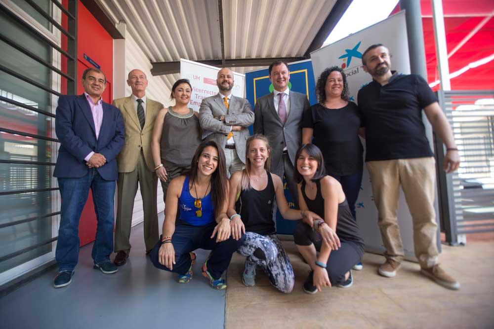 Presentación del proyecto Recreos Inclusivos en el colegio Ana María Matute.