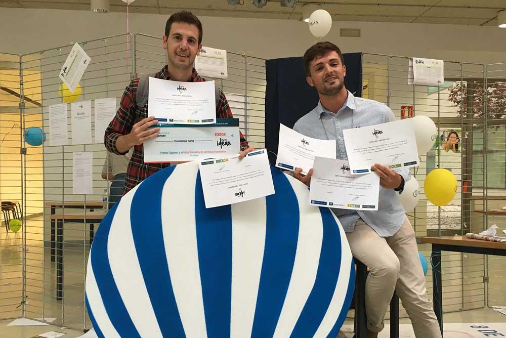 Creadores de la plataforma Travelmeeting.