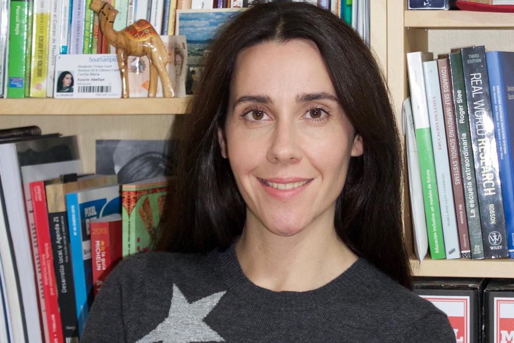 Cecilia Azorín.