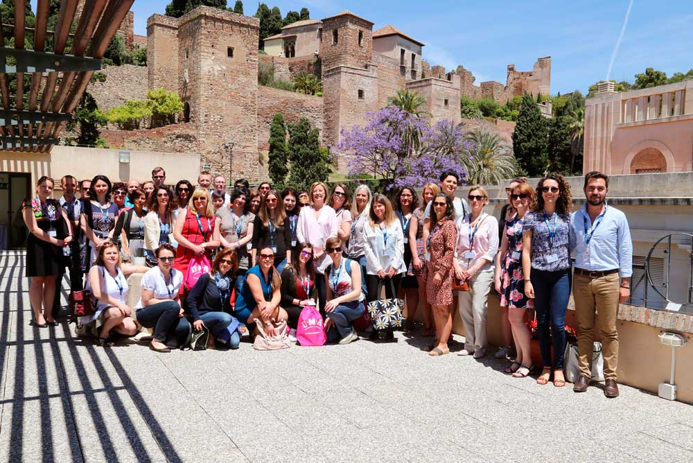 Integrantes de las 26 universidades reunidas en la UMA.