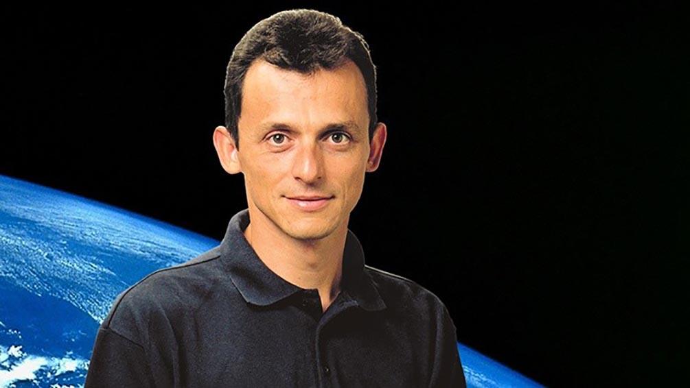 El astronauta Pedro Duque estará en la UAL el jueves 8 de junio.