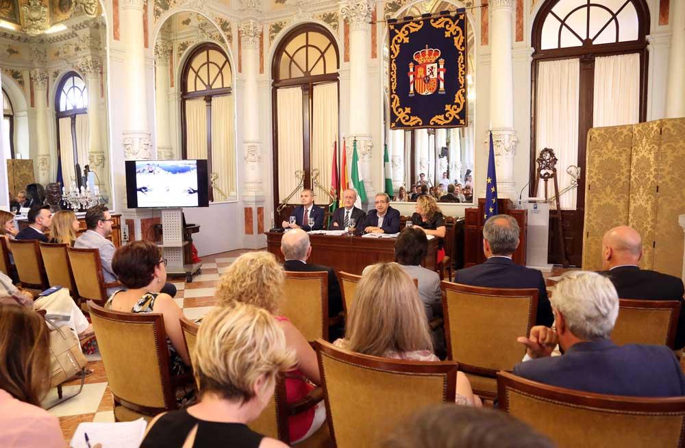 Presentación del Plan Transversal por la Convivencia y la Radicalización Violenta.