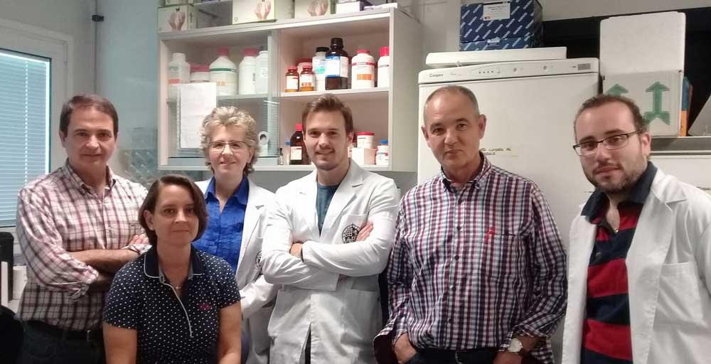 Equipo investigador:  Joaquín Altarejos, Elena Ortega, Sofía Salido, Nicolás Glibota, Antonio Gálvez y Alfonso Alejo.